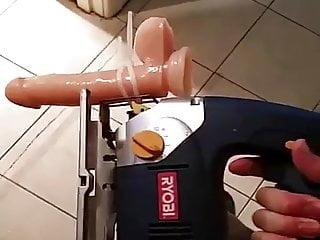 Homemade Fuck Machine