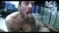 Humongous gay cock