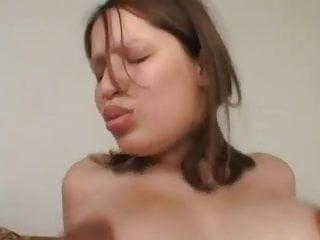 sexy pregnant babe takes a hard cock