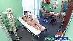 FakeHospital Sexy horny nurse seduces patient