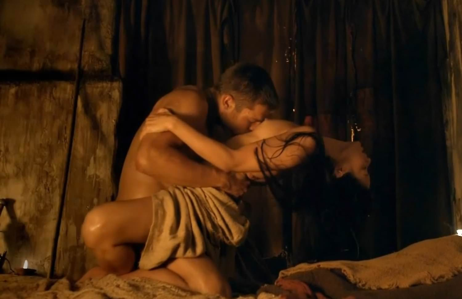 Katrina Law Nude Sex Scene In Spartacus Scandalplanetcom-2374