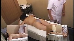 Hidden Camera In Massage Room