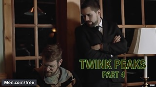 Men.com - Aspen and Colby Keller and Griffin Barrows