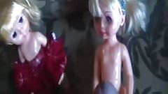 Play with my dolls