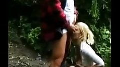 Dogging- Blonde busty Bitch in Berlin
