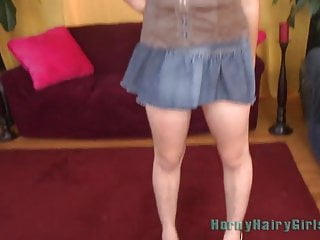 Vicki adult - Very hairy vicki juniper even has hair on her nipples