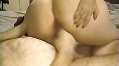 butt cum