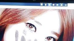 AOA Yuna Cum Tribute 3