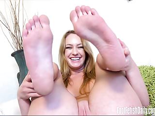 Daisy Stone Foot Fetish Interview