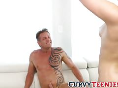 Handsome slut Brittany Shae loves riding a fat boner