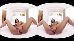 Ebony webcam - VR Porn