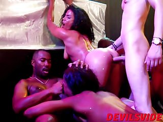 Preview 5 of An all out orgy with some of the hottest sluts ready to fuck
