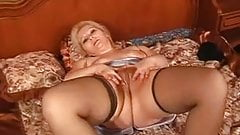 Russian Mature Masturbates (My Lovely Mommies 28)