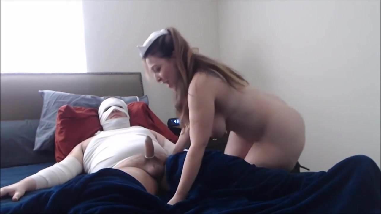 Порно С Медсестрой 24video
