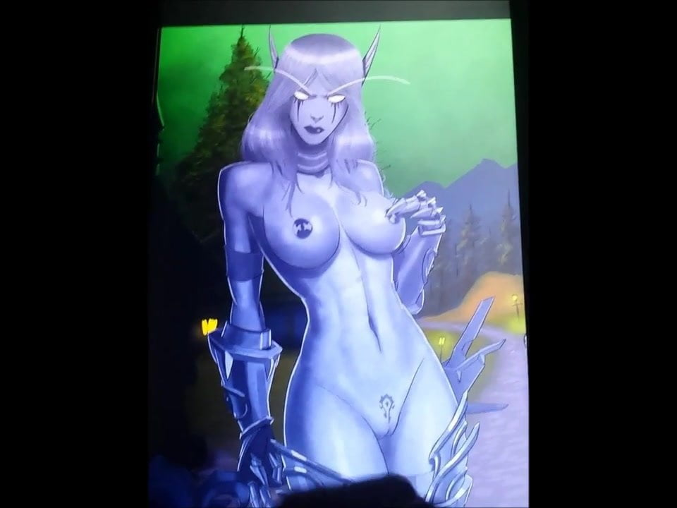Porn lady sylvanas windrunner