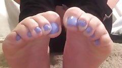 My feet uwu
