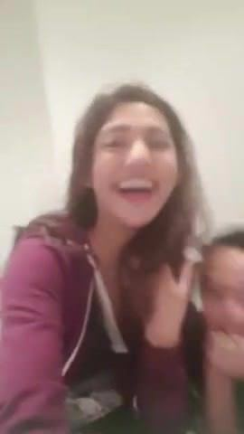 Actress Sonakshi singh is Live From New Zealand