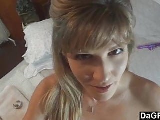 Cougar Admits She Always Wanted His Young Cock