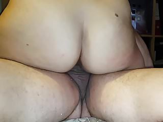 Hot ride from wife.... great ass huge squirt!