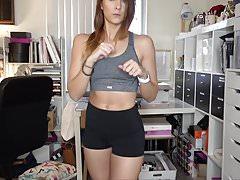 Hot sexi gym 3