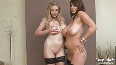 Lexy & Sapphire Big Boobs Fun