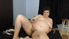 Mature BBW Webcam MILF