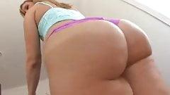 Big ass on treadmill