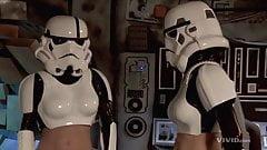 Star Wars XXX - A Porn Parody