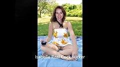 Wife Isabelle bitch slut's Thumb