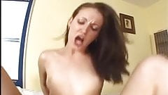 apologise, but, opinion, busty beauty tugging cock and gets jizzed on consider, that