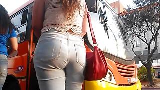 rabuda de jeans vid1
