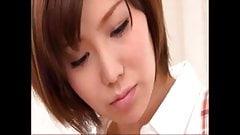 Japanese group sex WF