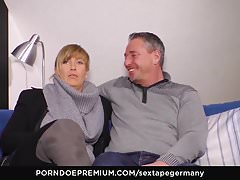 SEXTAPE GERMANY - Chubby German mature gives head