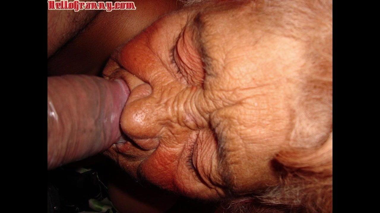 Hellogranny Unexpected Nude Latin Granny Pictures: Porn 1e