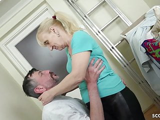 Younger Guy Seduce Yr Old German Granny Lisa To Fuck