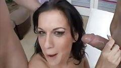 Karina O'Riley Throat Fucking