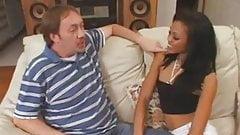 Slut wife makes sex vid for H