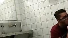 Banheiro e mamada