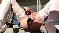 straight mature compilation dildo anal 221