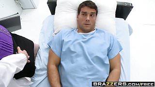 Brazzers - Doctor Adventures - Thats Not Him scene starring