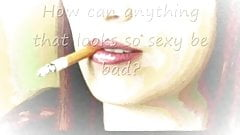 How can smoking be bad for you