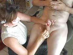 Mommie Afton Handjob