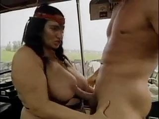UGLY GRANNY WITH HUGE BOOBS FUCKEDBY THE MECHANIC 2