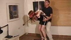 wife on heels bondage fucked