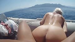 Sex in a boat