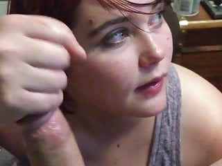 Katrina Stephens gives head
