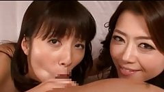 Aunt and Mother Best Blowjob T