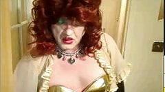 Sexy Crossdresser Whore.