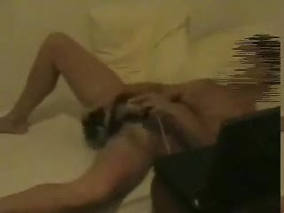 My mum chatting and masturbating Hidden cam