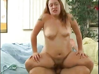 Fat BBW Fuck friend loves to suck and ride cock daily-1